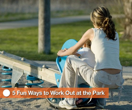 5 Fun Ways to Exercise With Your Kids at the Park