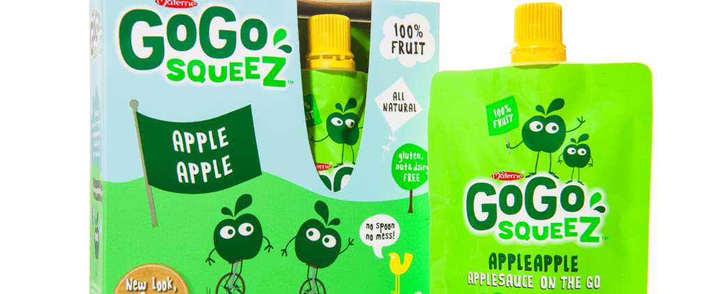 GoGo SqueeZ Is Voluntarily Recalling Some of Its Applesauce Pouches Due to Compromised Quality
