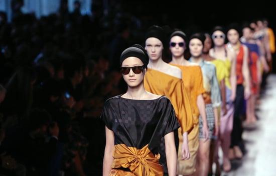 Paris Fashion Week, Spring 2009: Dries Van Noten
