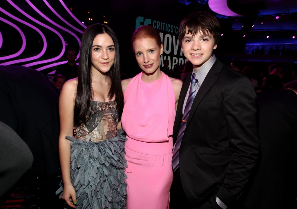 Isabelle, Jessica, and Joel