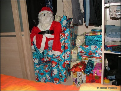 5 Sneaky Ways to Hide the Holiday Gifts