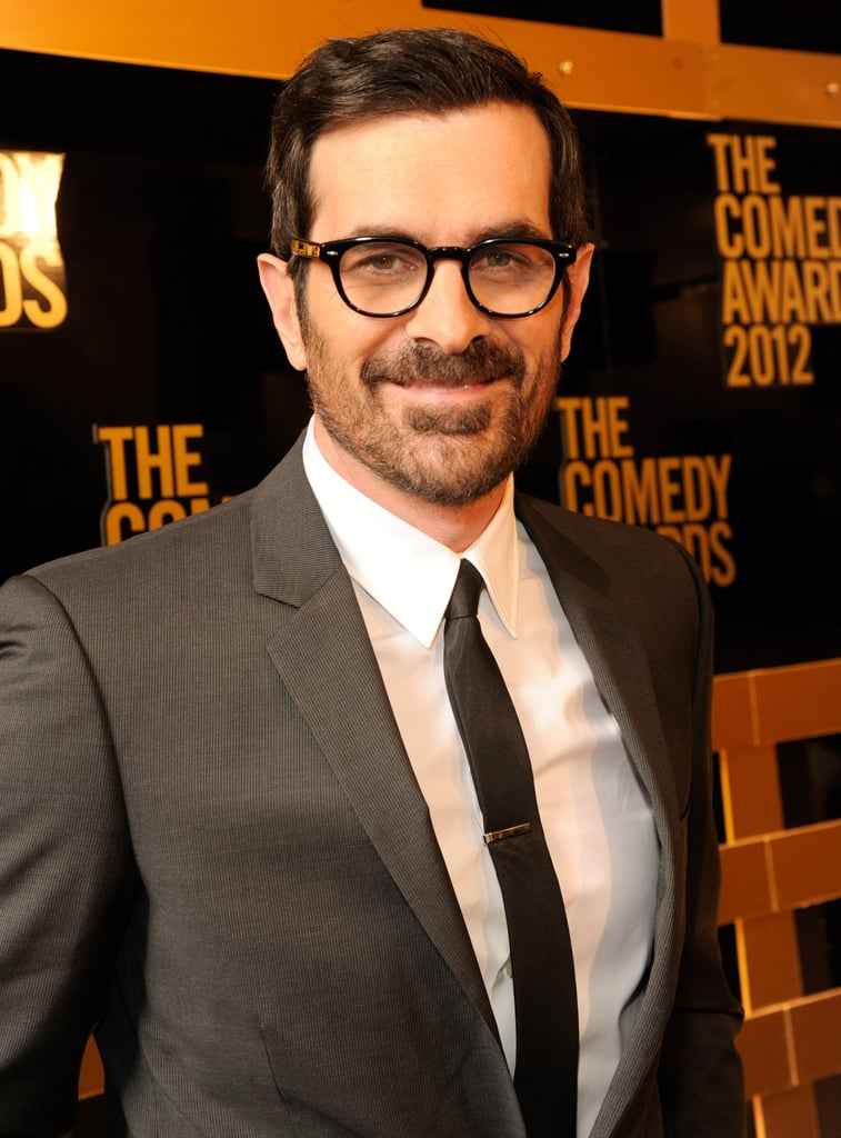 Ty Burrell attended the Comedy Awards in NYC.
