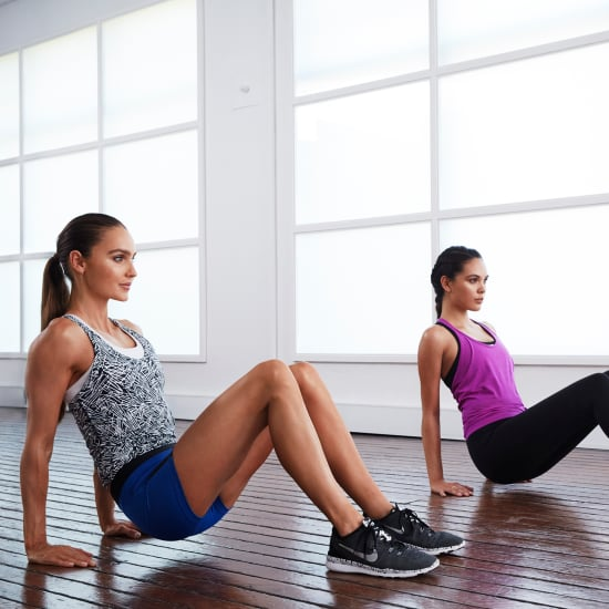 How To Do Tricep Dips, Broad Jumps and Lateral Bear Crawls
