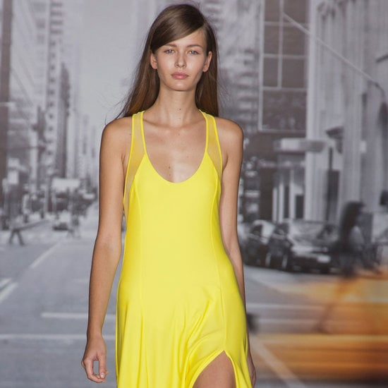 Yellow Clothing and Accessories for Spring/Summer 2013