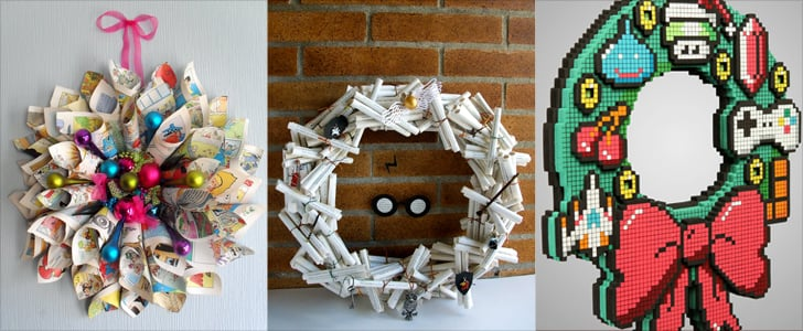 8 Geeky Wreaths You'll Want to Display All Year