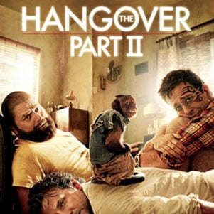Hangover Part 2 Character Posters
