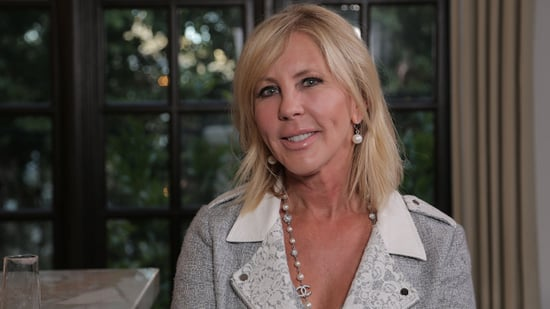'Housewives Happy Hour' With 'OC' Star Vicki Gunvalson: When She'll Leave the Show and Which Cast Member She Thinks Is a 'Sh*t-S
