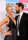 Josh Kelley went in for a kiss from Katherine Heigl