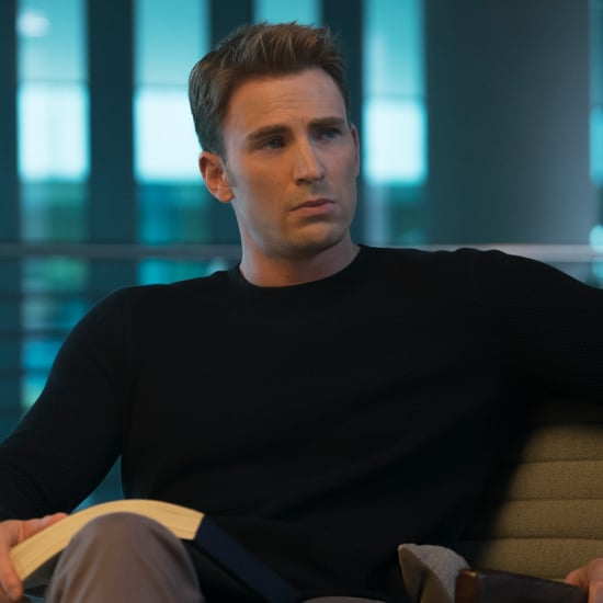 Chris Evans Interview For Captain America: Civil War