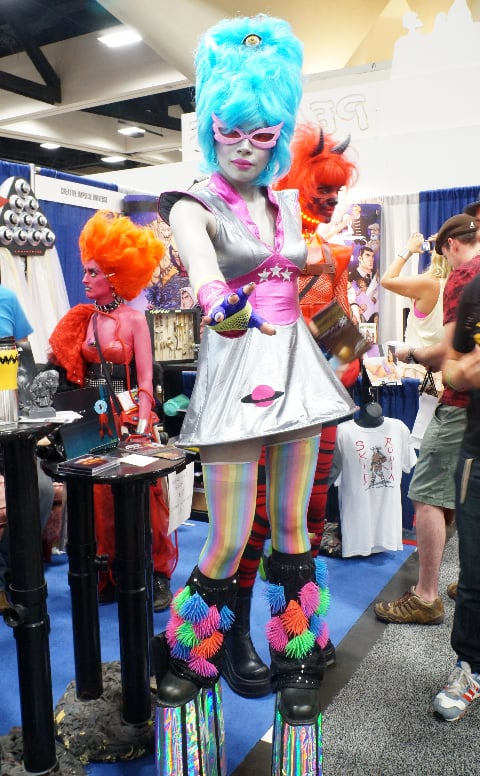 40+ Pictures of Comic-Con Cosplay Creations