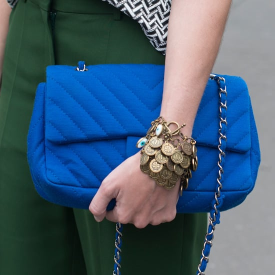 Blue Bags and Clutches | StyleNotes Shopping