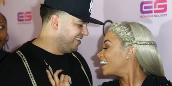 Blac Chyna And Rob Kardashian's Unborn Baby Makes Instagram Debut