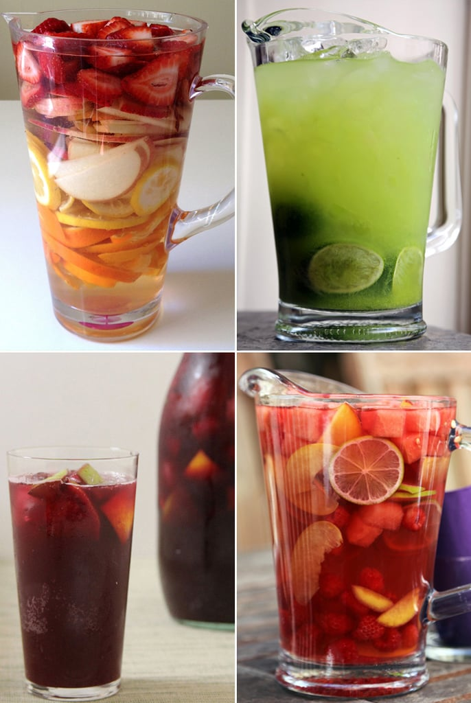 Best pitcher drink recipes popsugar food for Best drinks to have at a party