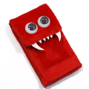 Cute Monster Halloween iPhone Case