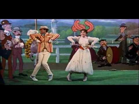 """Supercalifragilisticexpialidocious,"" Mary Poppins"
