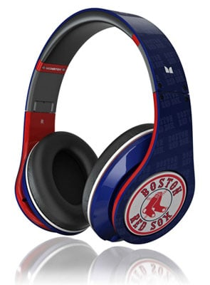 Beats by Dr. Dre Red Sox Edition Headphones