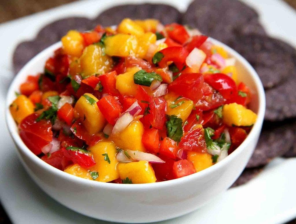 Mango Red Pepper Salsa