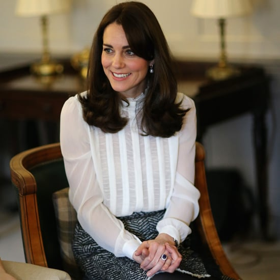 Kate Middleton's Dolce and Gabbana Skirt at Huffington Post