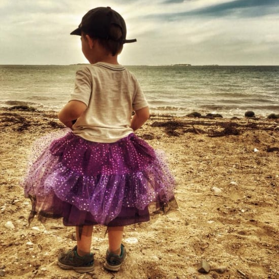 Mom Defends Son's Right to Wear Tutus in Public