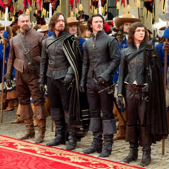 Orlando Bloom in The Three Musketeers Photos
