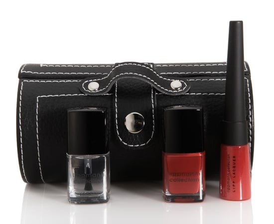 Simply Fab: Deborah Lippman's Lady In Red