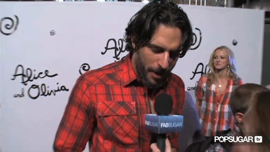Video of True Blood Star Joe Manganiello Talking About Season Four and Guest Star Hopes 2010-09-15 18:39:07