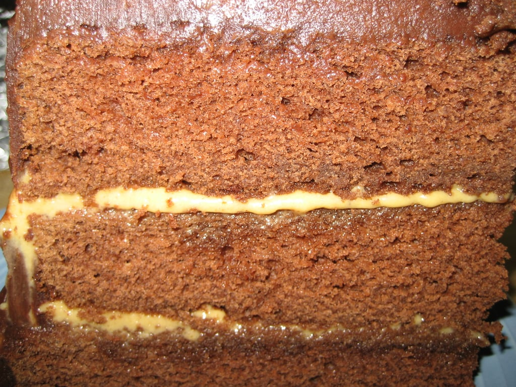 Slippage Aside Bailey's Chocolate Layer Cake Is Divine