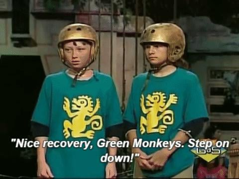 Legends of the Hidden Temple Contestants: The Inspiration