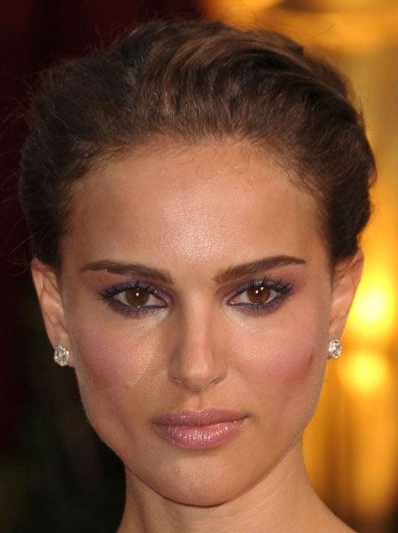 Natalie Portman at the 2009 Oscars