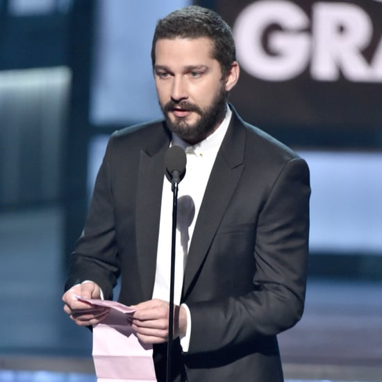What Was the Letter Shia LaBeouf Read to Sia at Grammys?