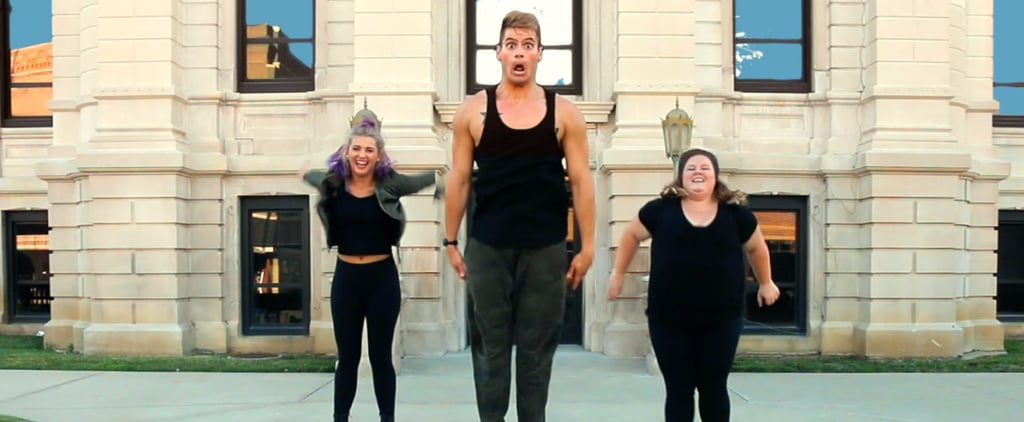 This Bubbly, Hilarious Cardio Hip-Hop Video Will Be the Most Fun You Have Working Out This Week