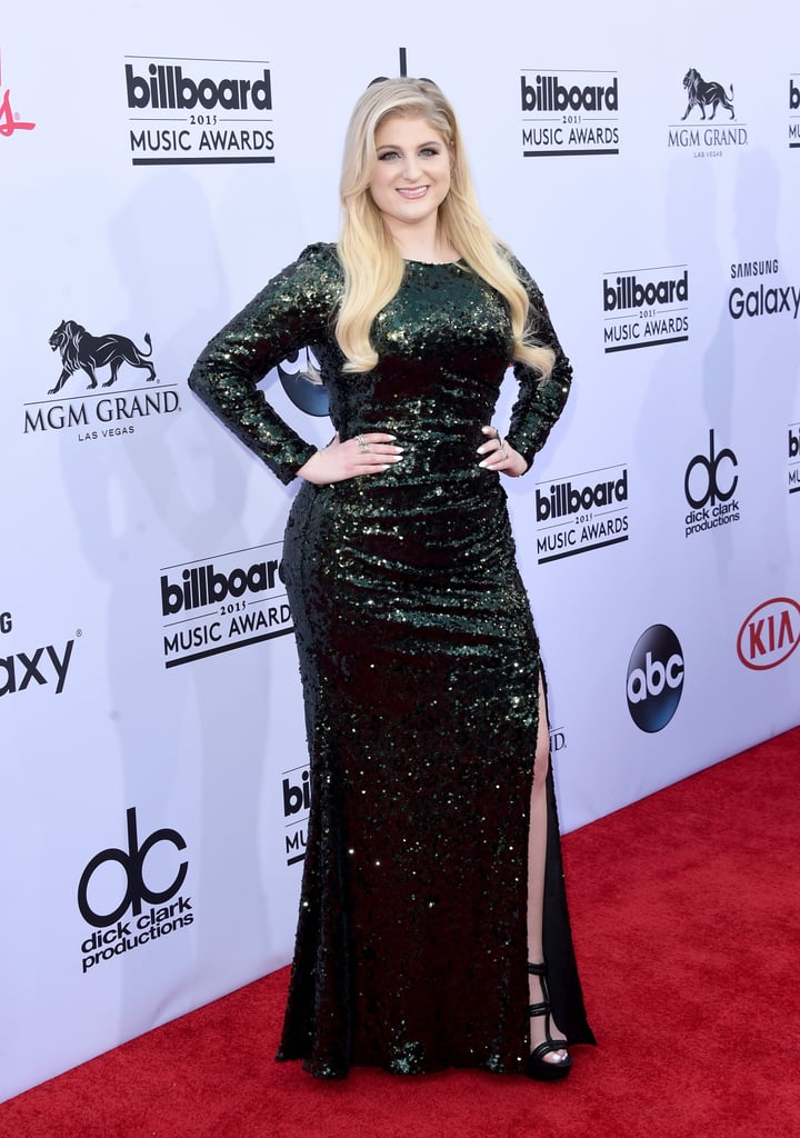 see all the stars on the billboard awards red carpet