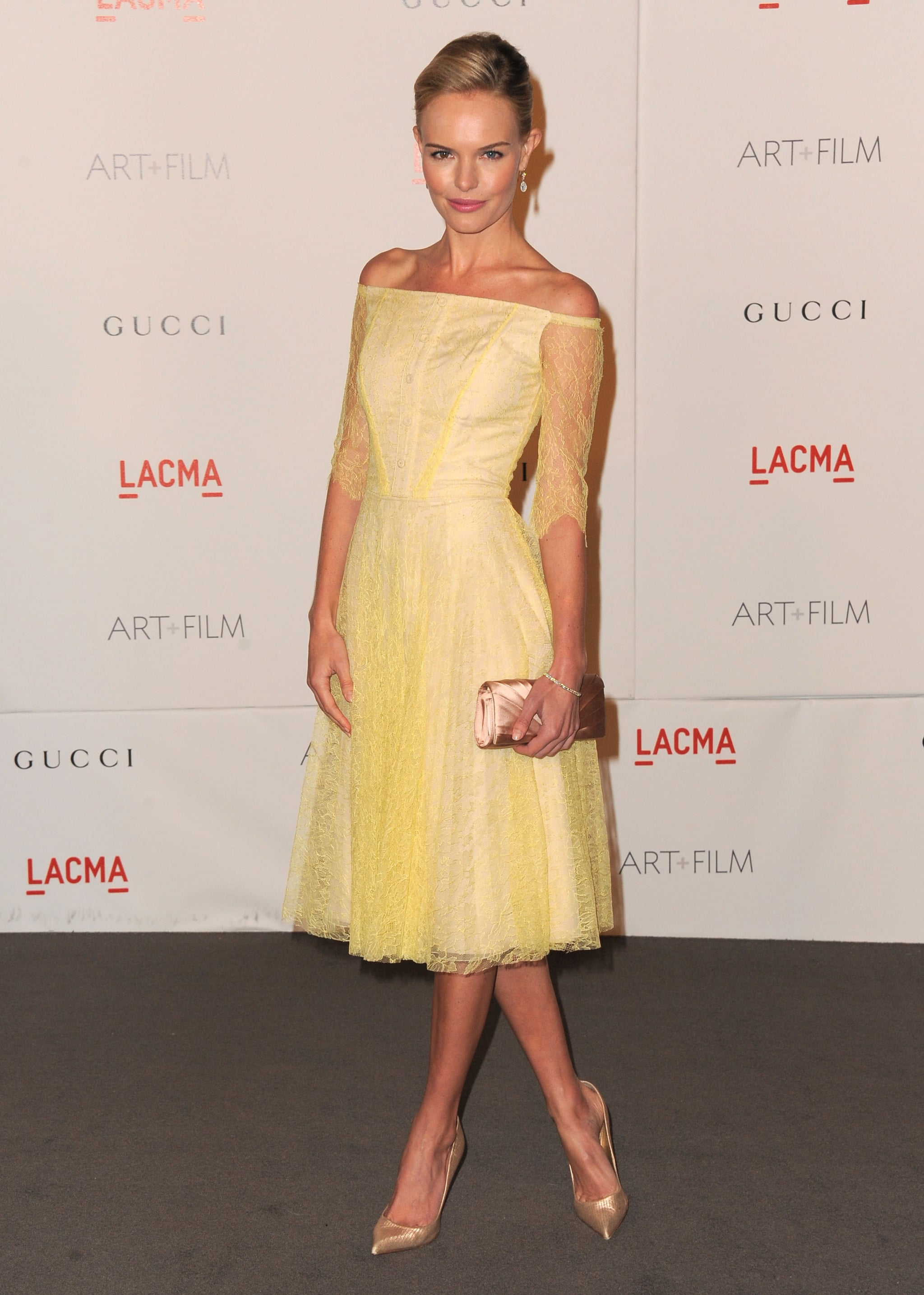 Kate Bosworth at a LACMA event.