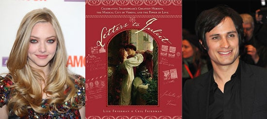 Cute Movie Couple Alert: Amanda Seyfried, Gael Garcia Bernal