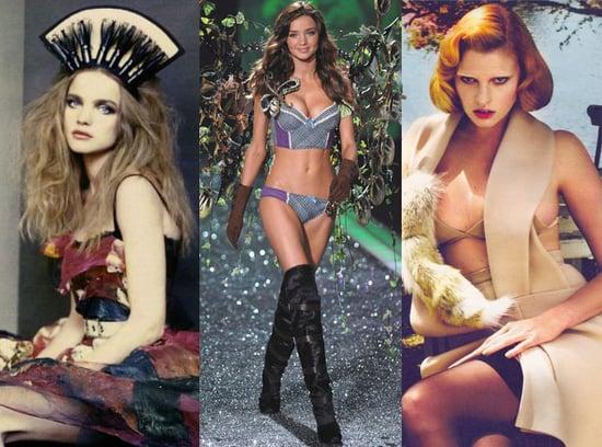 2009's Biggest Models