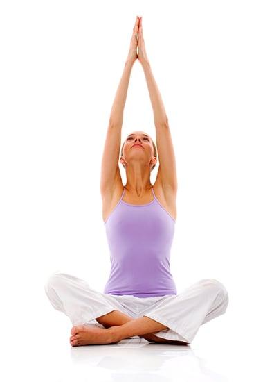 7 Yoga Poses For Prettier Posture