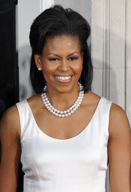 Wonder Woman:  Michelle Obama