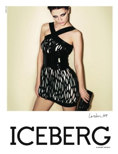 Fab Ad: Iceberg Spring/Summer '08