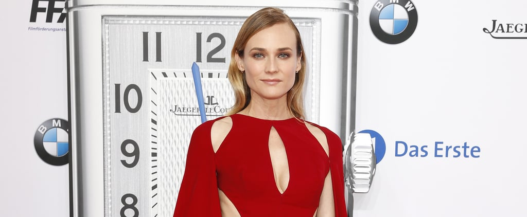 This Is the Moment We Realised Diane Kruger Is Actually a Red Carpet Superhero