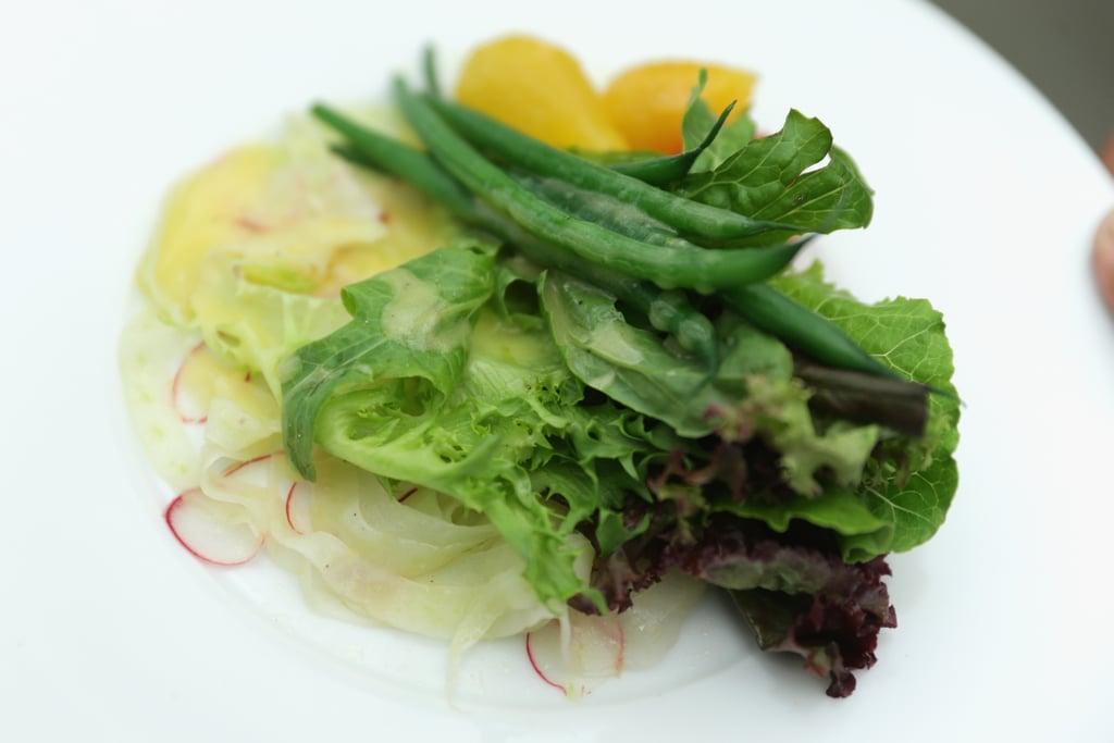 Salad With Haricot Vert