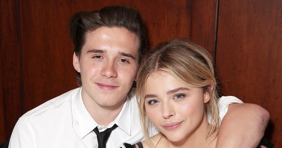 Chloe Grace Moretz Shares Topless Beach Photo Taken by Boyfriend Brooklyn Beckham
