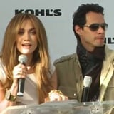 Jennifer Lopez and Marc Anthony TV Show and Clothing Lines