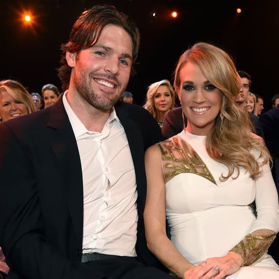 Photo of Carrie Underwood's Baby Isaiah Michael Fisher