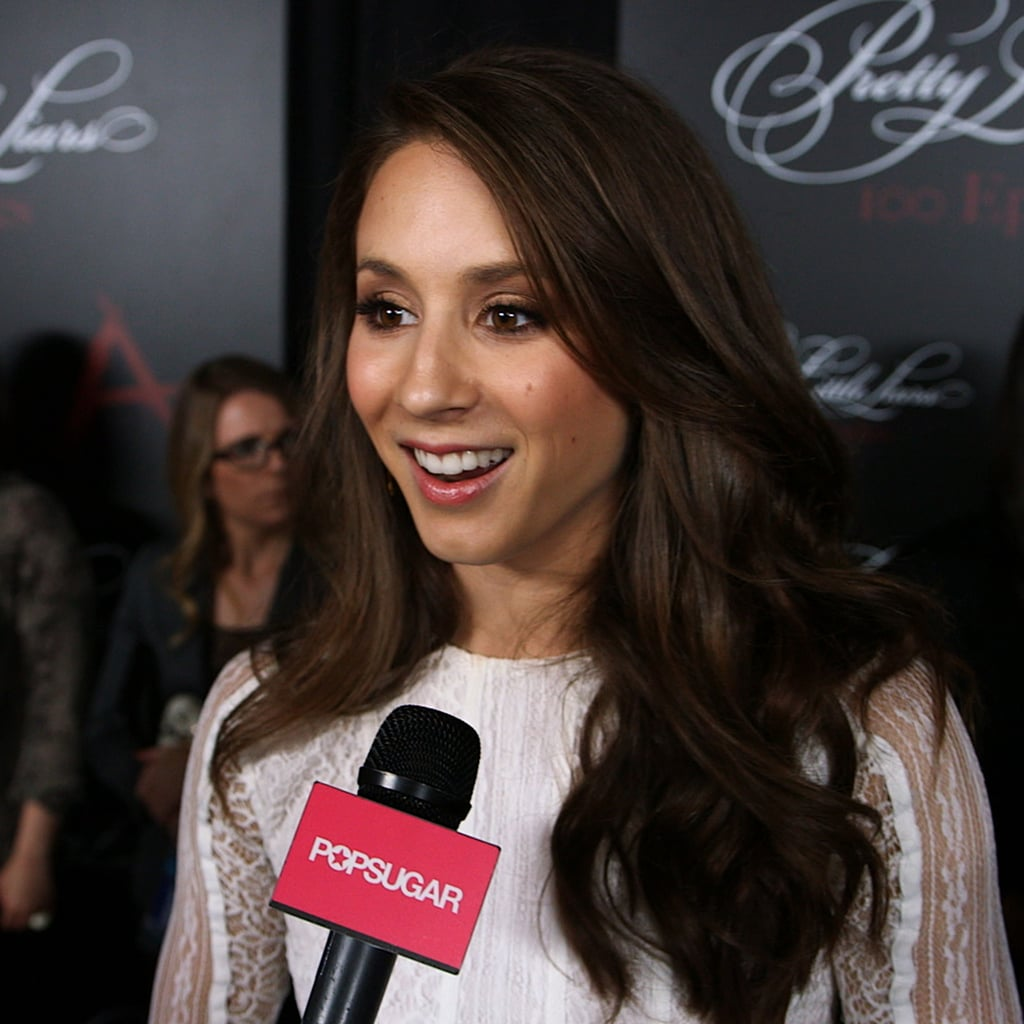 """Troian Bellisario on the """"Huge Shift"""" For Spencer and the Liars"""