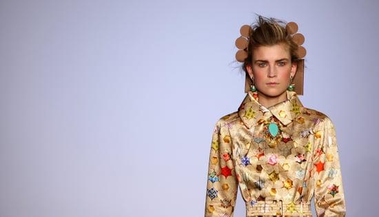 London Fashion Week: Basso & Brooke Fall 2009