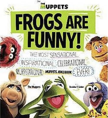 Frogs Are Funny