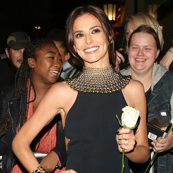 Pictures of Cheryl Fernandez-Versini at Her Fragrance Launch