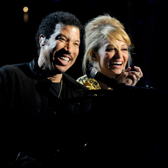 Nicole and Lionel Richie Dancing Instagram Video