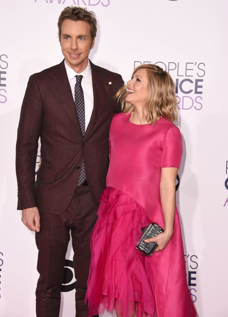 The duo took turns exchanging loving looks at the People's Choice Awards in 2015.