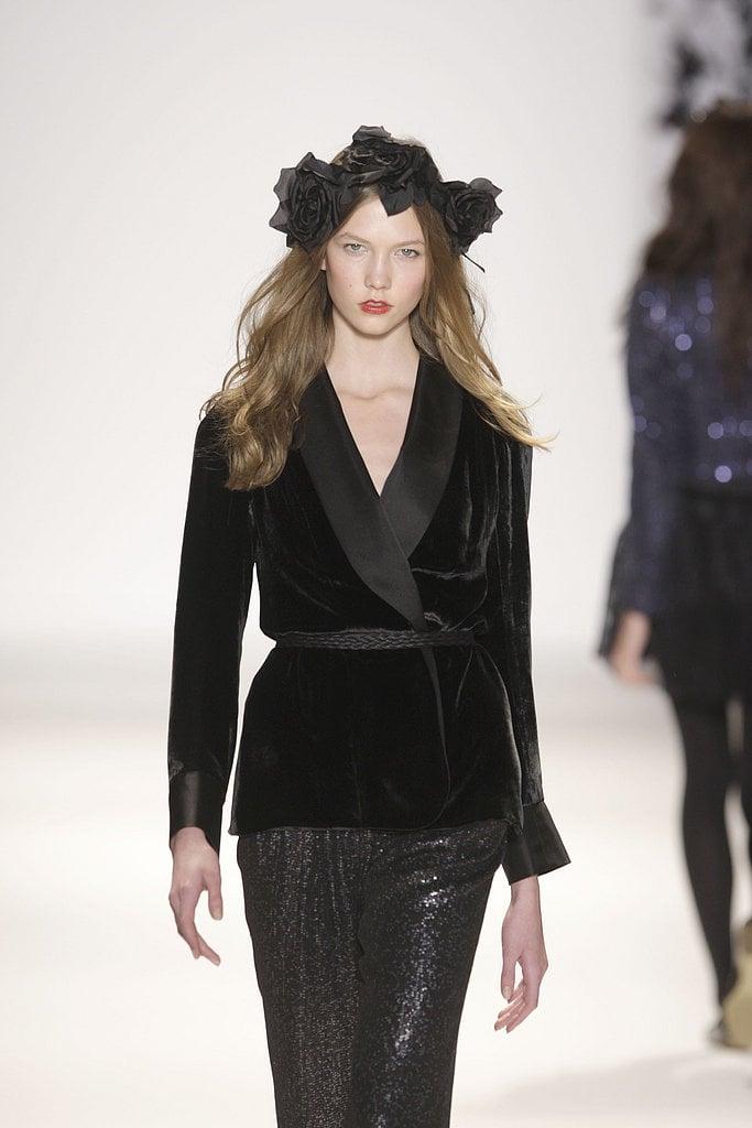 Fall 2008 Trend Report: Velvet Crush